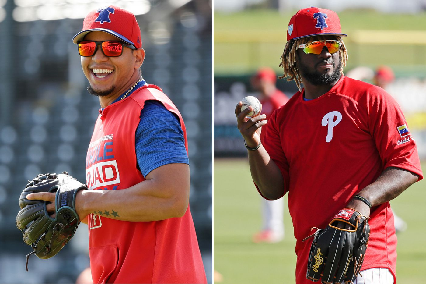 Can Odubel Herrera and Cesar Hernandez make the Phillies' lineup truly fearsome? | Marcus Hayes