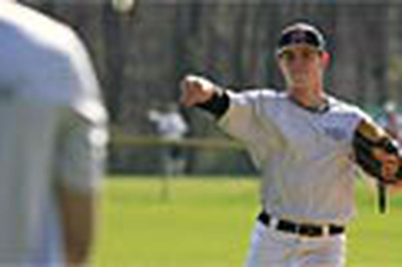 Red Sox take GA's Coyle in 3rd round