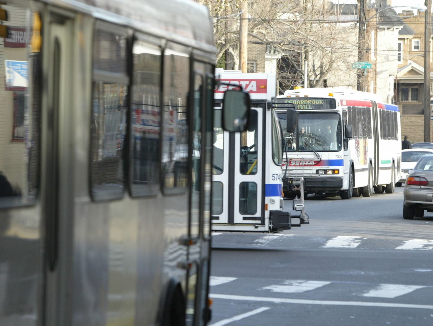 Extend the Broad Street Line north, make parking permits