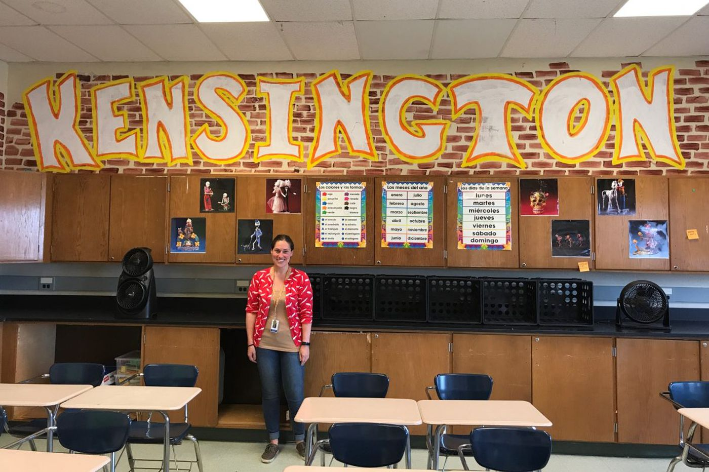 Philly teacher to parents: I've spent thousands on supplies  You can