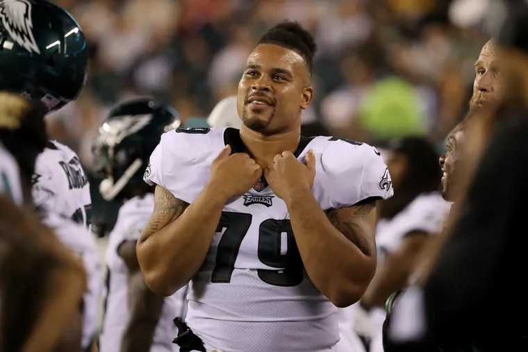 Eagles guard Brandon Brooks is off the injury report and will be available for Sunday's opener in Atlanta.