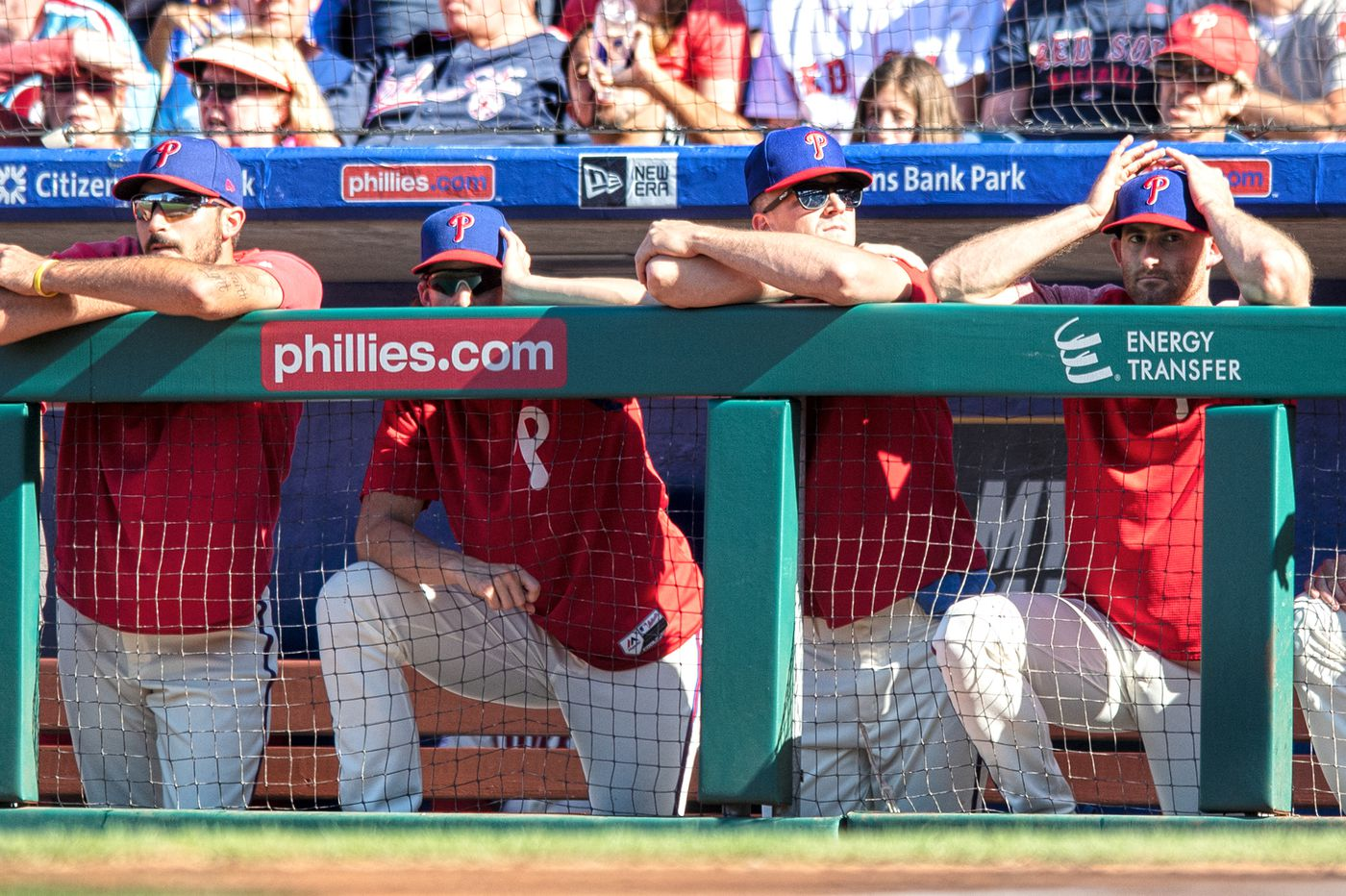 Phillies season on life support after sweep by Red Sox | Extra Innings