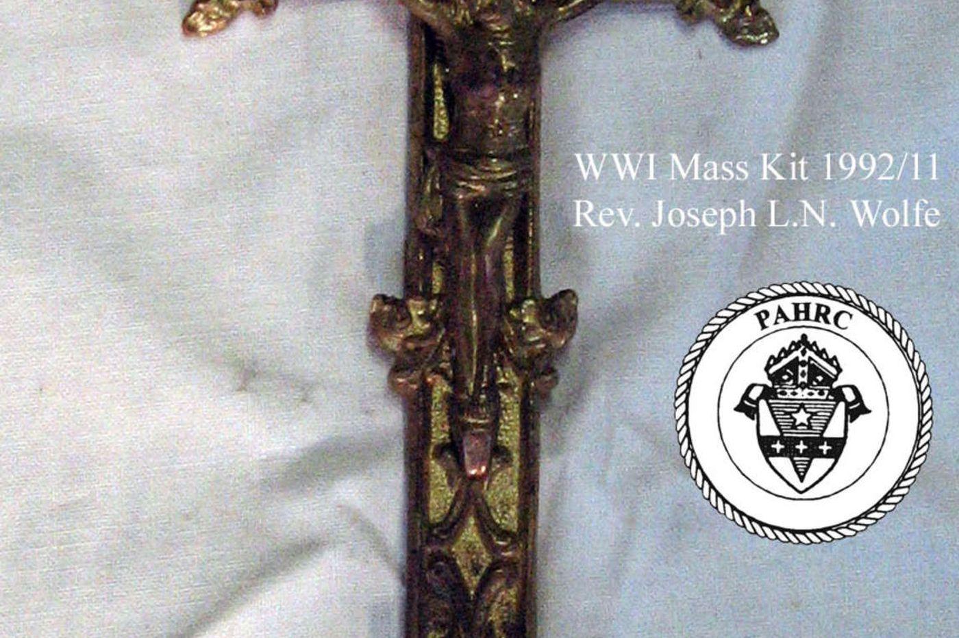 A Phila. chaplain's heroic WWI acts