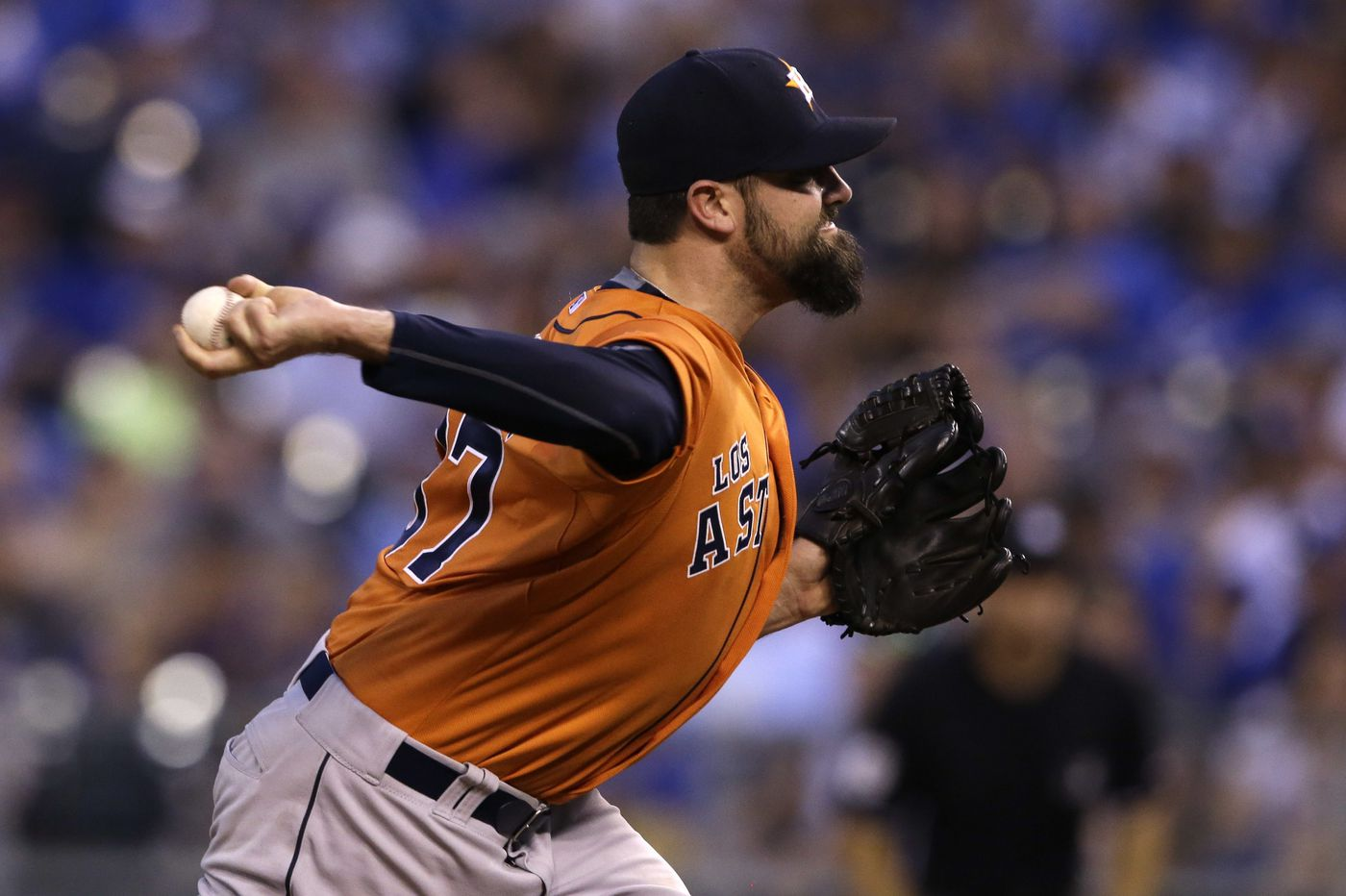 Pat Neshek believes in the young Phillies because he lived through similar success with the Astros