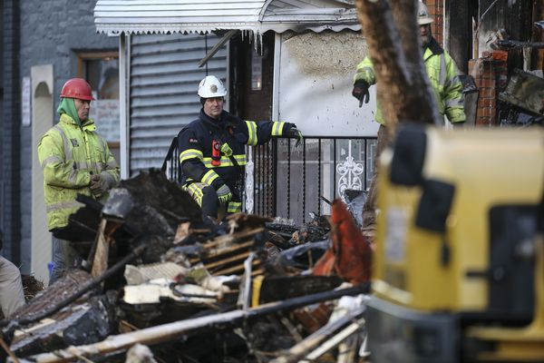 Body recovered from South Philly explosion debris