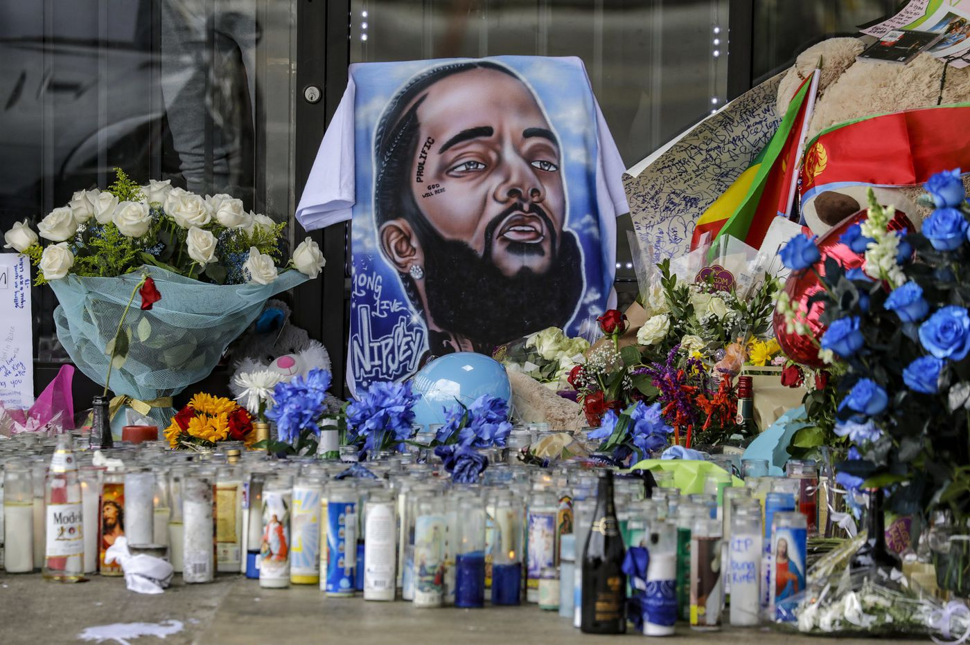 With the shooting death of Nipsey Hussle, we are back at the intersection of celebrity and justice | Helen Ubiñas