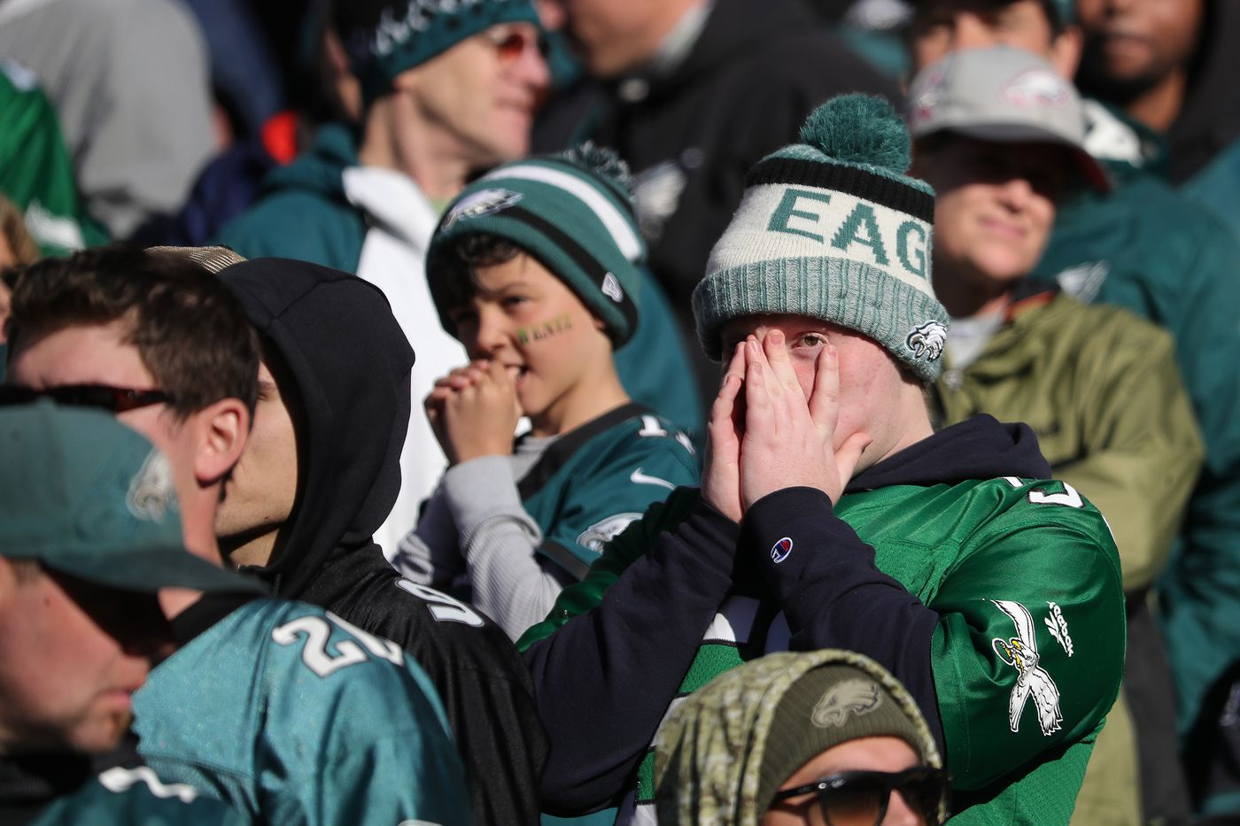 An epic collapse from the Eagles, a perplexing message from Doug Pederson   Early Birds
