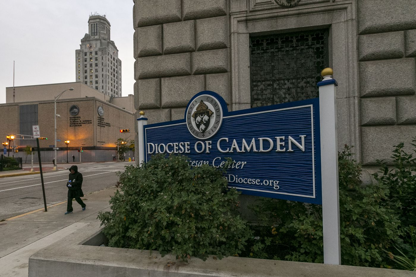 Camden's Roman Catholic diocese declares bankruptcy, citing COVID-19 costs and priest abuse claims