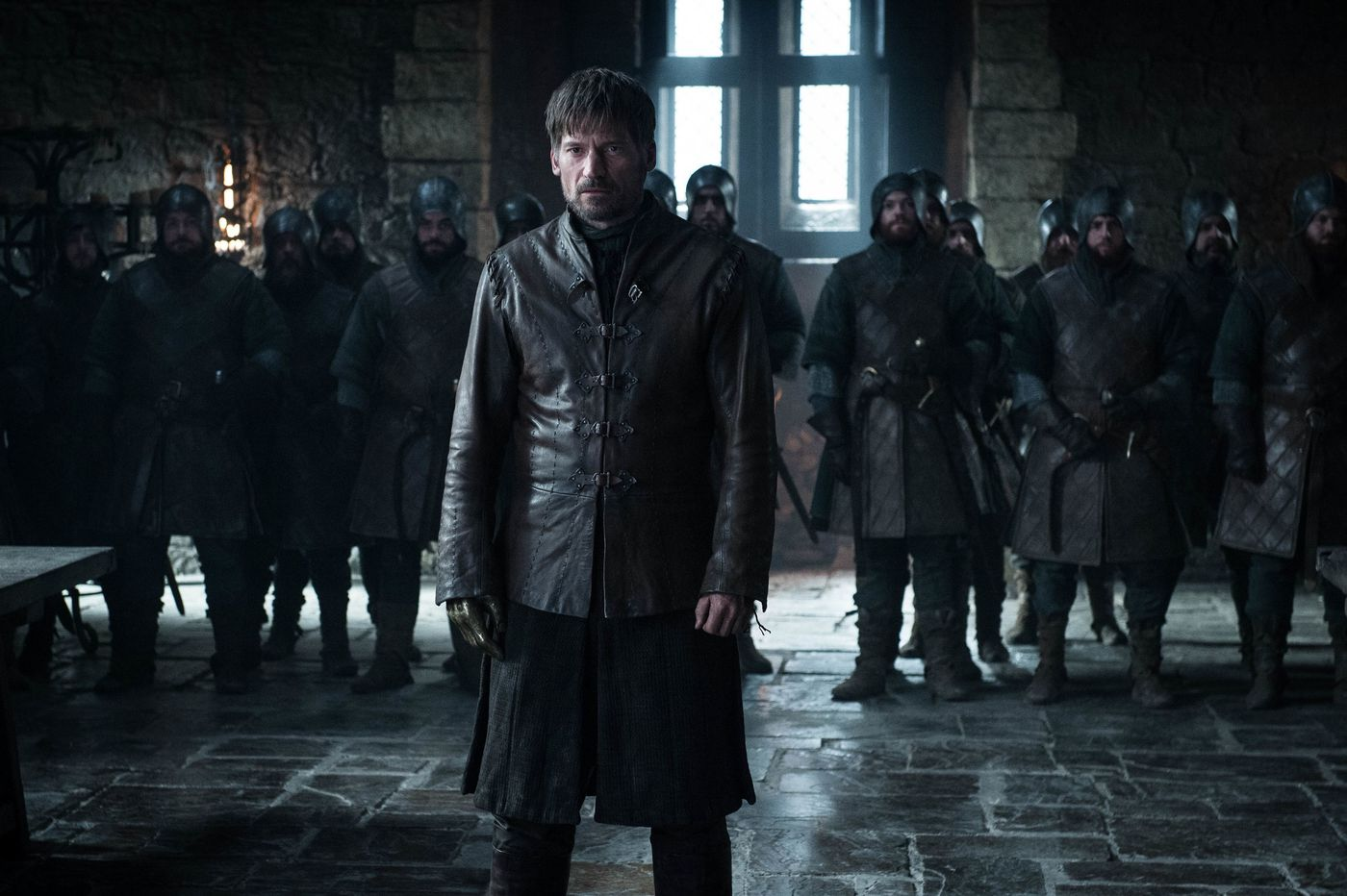 'Game of Thrones' review: A knight before battle
