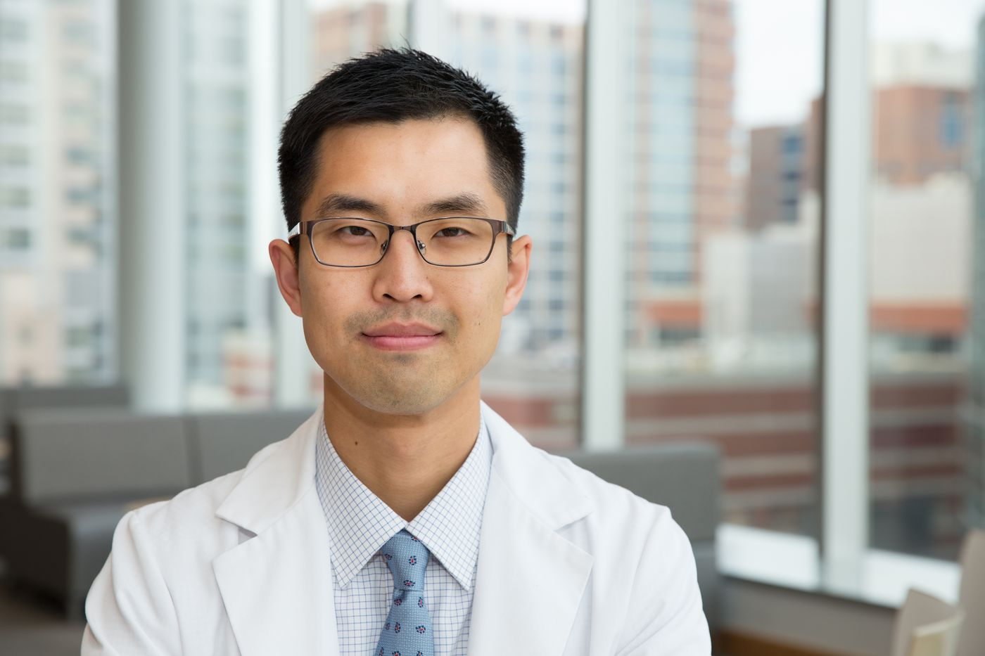 Surgeon in training relishes complex patients, but learns valuable lessons in ordinary cases