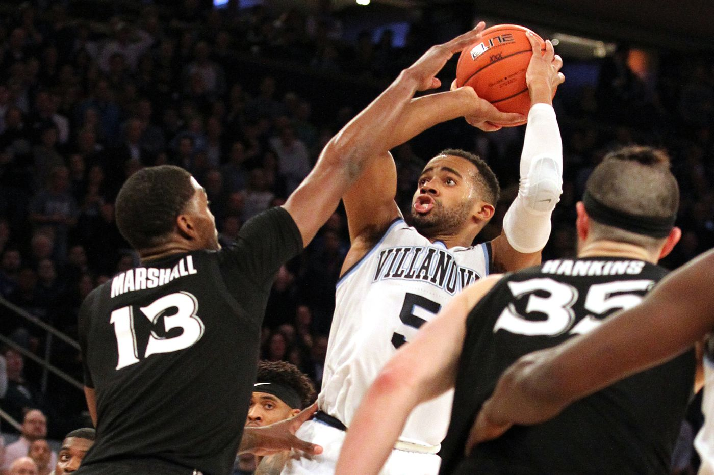 Former Villanova star Phil Booth looks forward to summer league basketball with the Cleveland Cavaliers