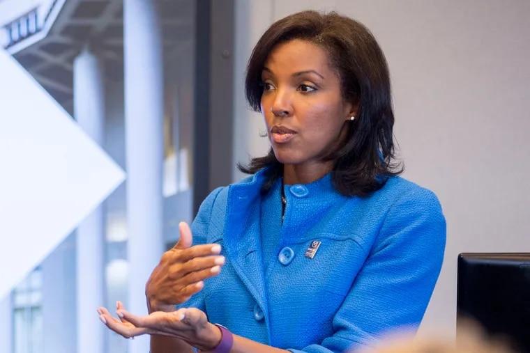 Emory University's Goizueta School of Business dean Erika James was named the new dean of Wharton, effective July 1, 2020.