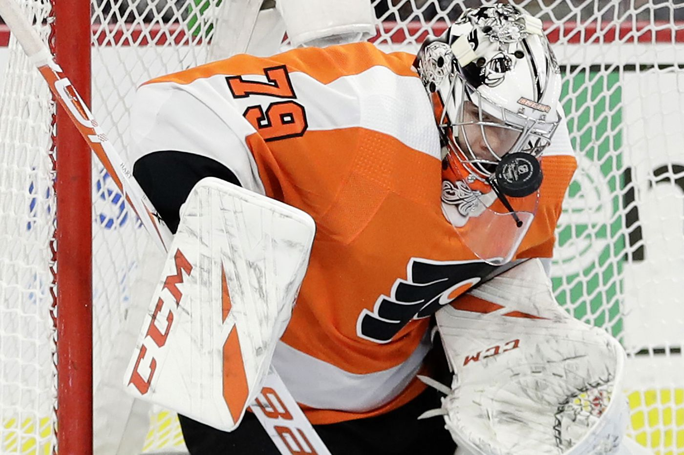 Flyers are winners (and losers) in NHL's unique playoff format