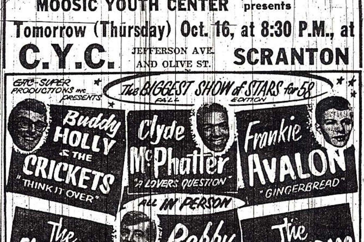 Buddy Holly's Philadelphia story