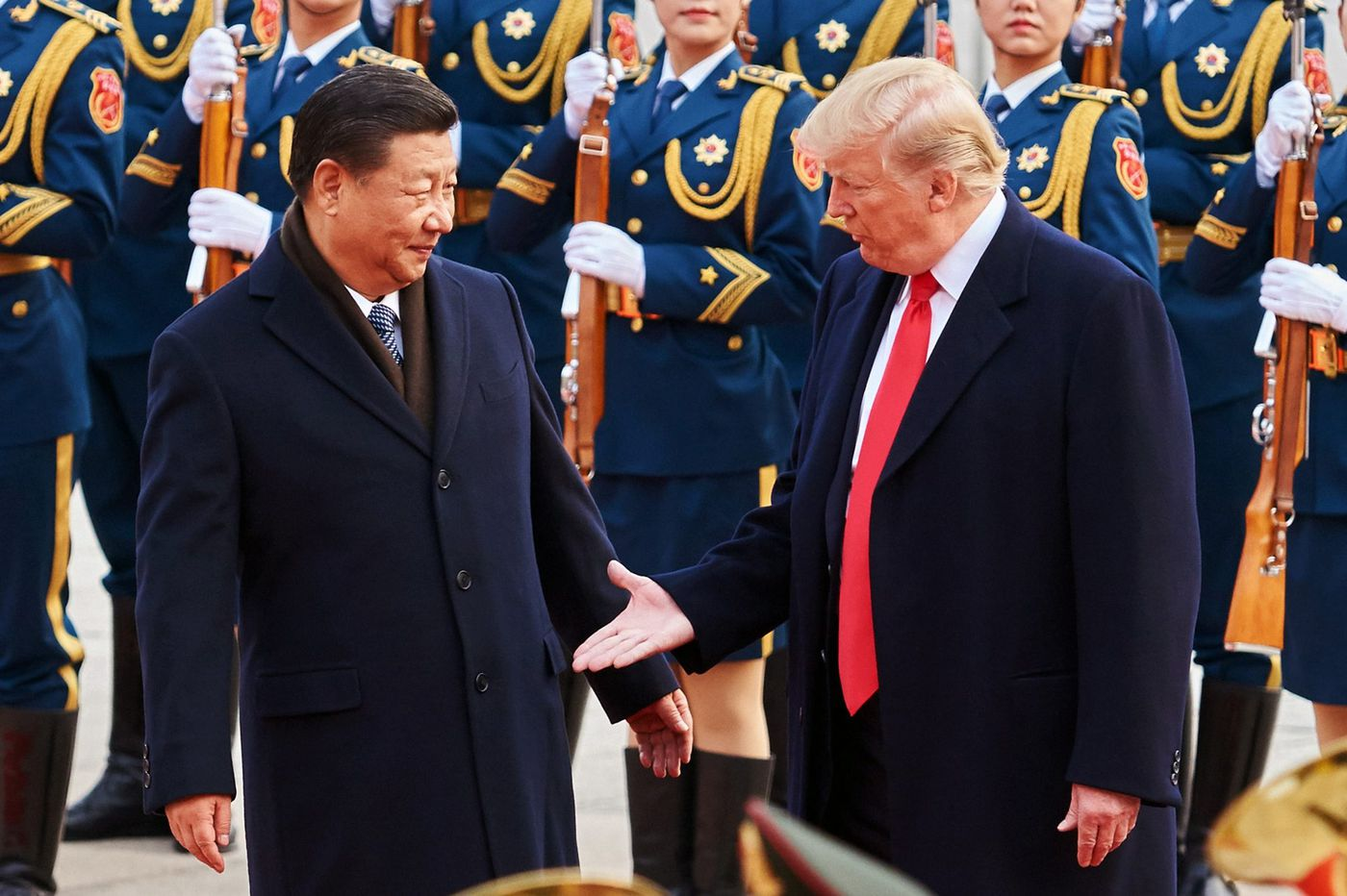Don't expect miracles when Trump and Xi meet at G-20 | Trudy Rubin