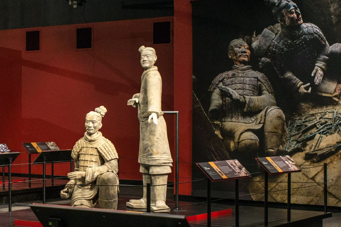 Why the Terracotta Warriors are so special, and how to see them in Philly