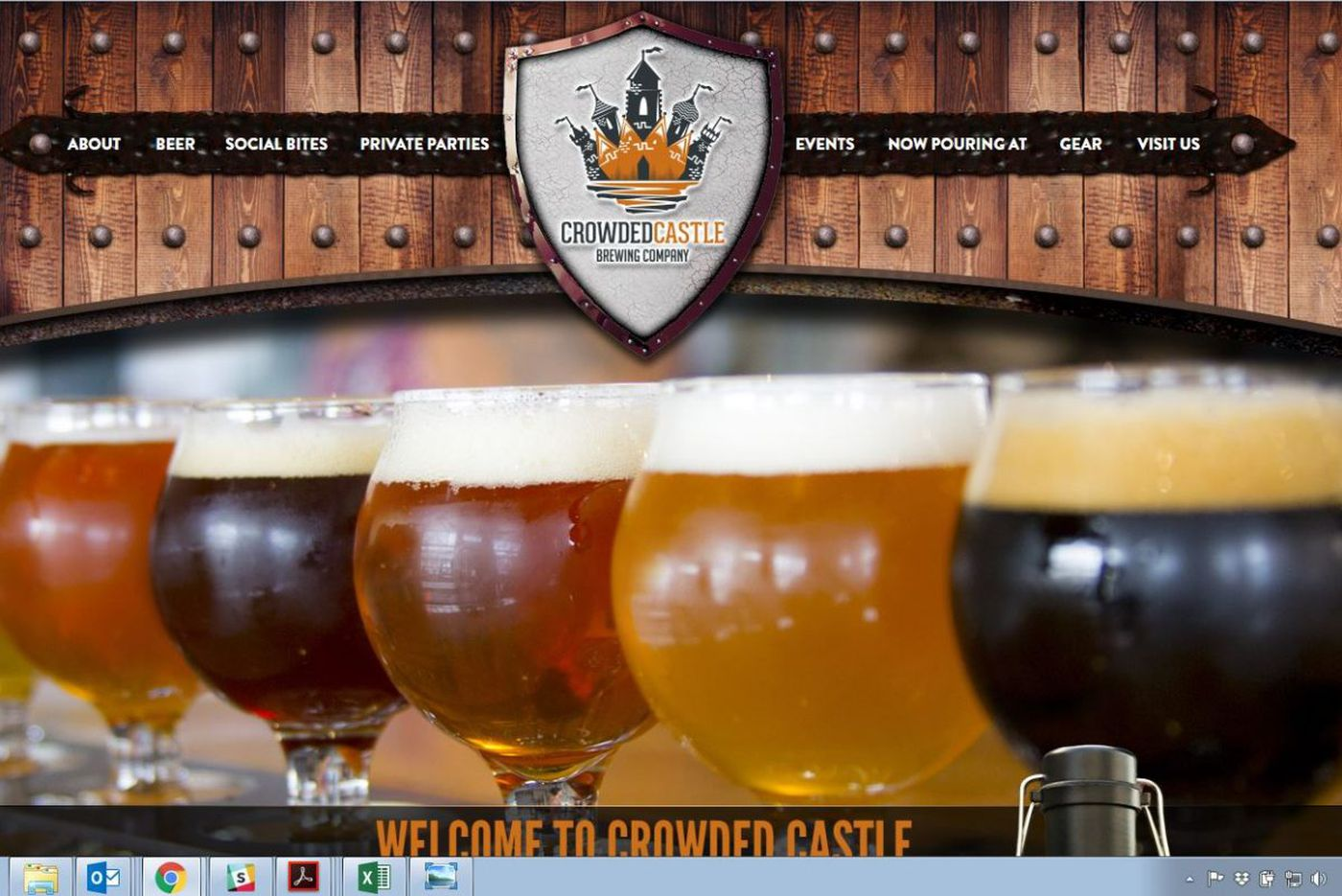 Crowded Castle Brewing, in Phoenixville, among nation's 50 fastest growing small breweries