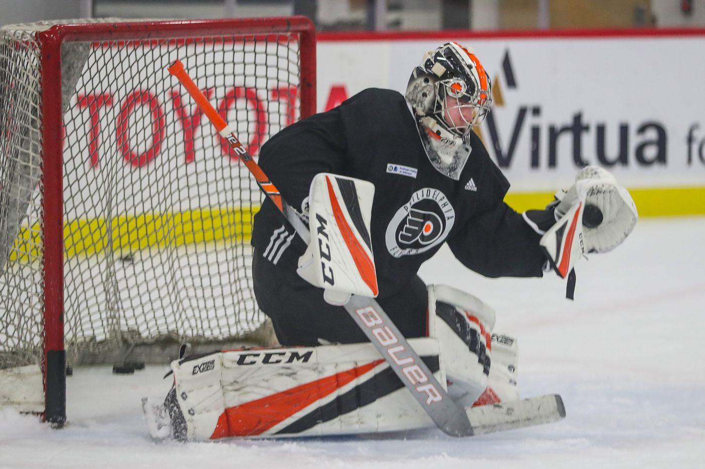 Morgan Frost, Carter Hart hopeful but realistic about making Flyers roster