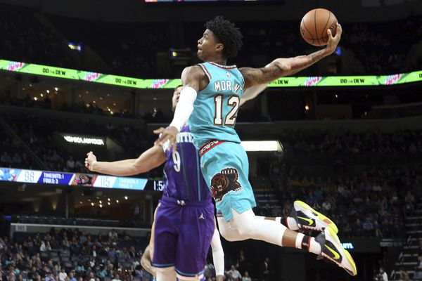 Grizzlies' Ja Morant brings his dazzling brand of basketball to Philadelphia Friday vs. the Sixers