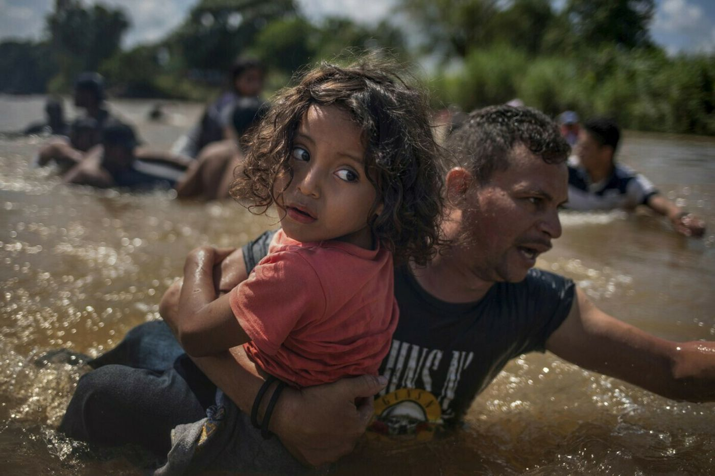 Climate denier Trump can't handle the truth about why Central Americans flock to U.S. | Will Bunch