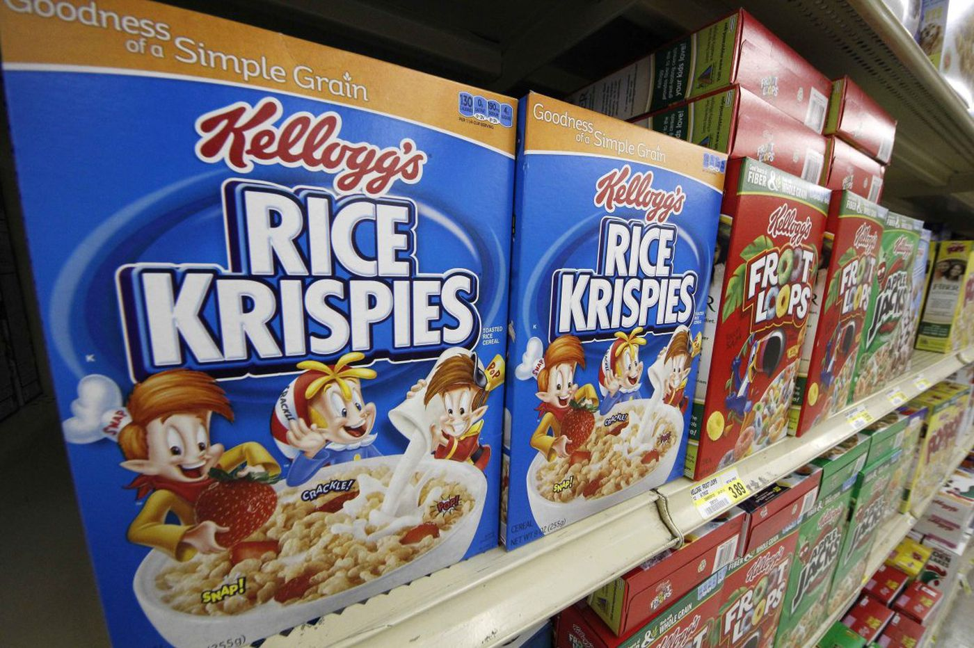 UPDATE: Kellogg's cutting 'thousands' of U.S. jobs in warehouse switch