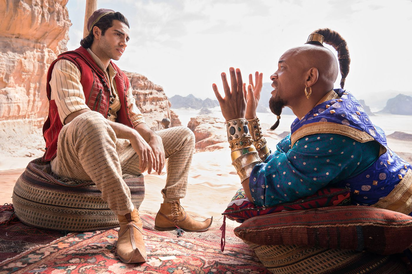 'Aladdin' review: It's not a whole new world, but some of original magic rubs off