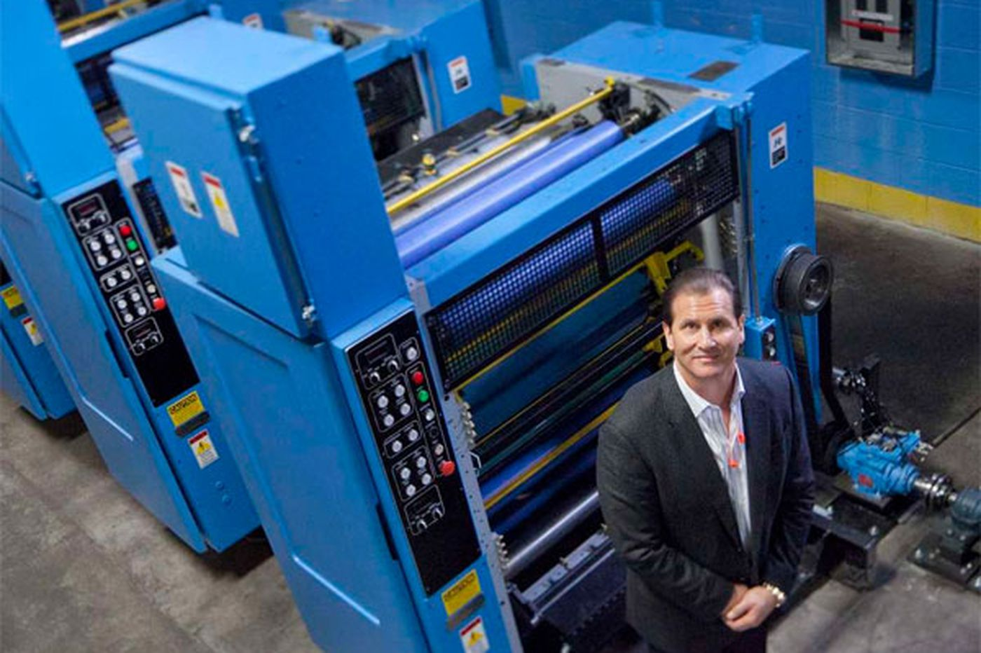 Pennsauken printing firm, in hiring boom, looks to expand