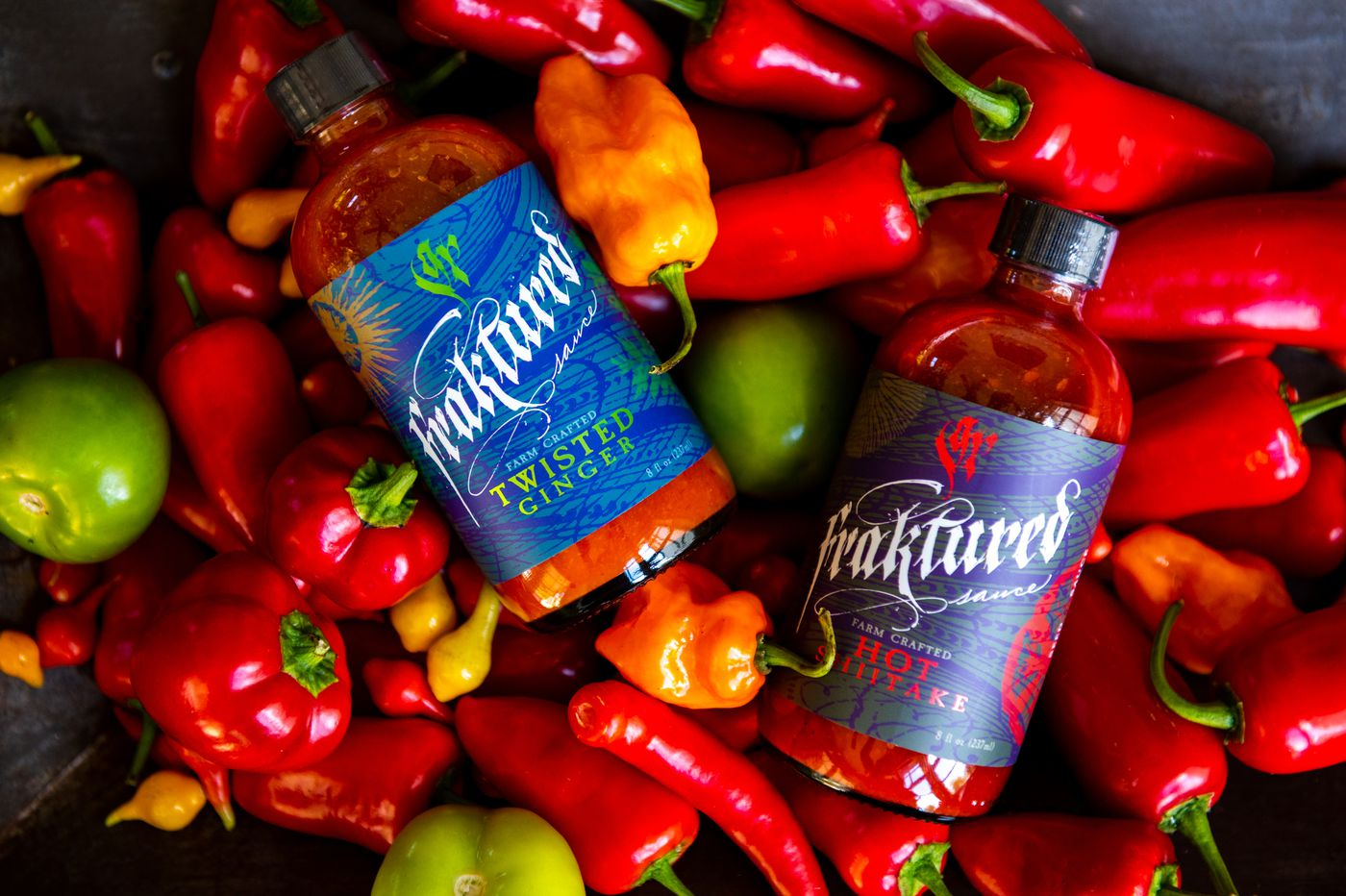 The best Philly-area hot sauces, if you can handle them