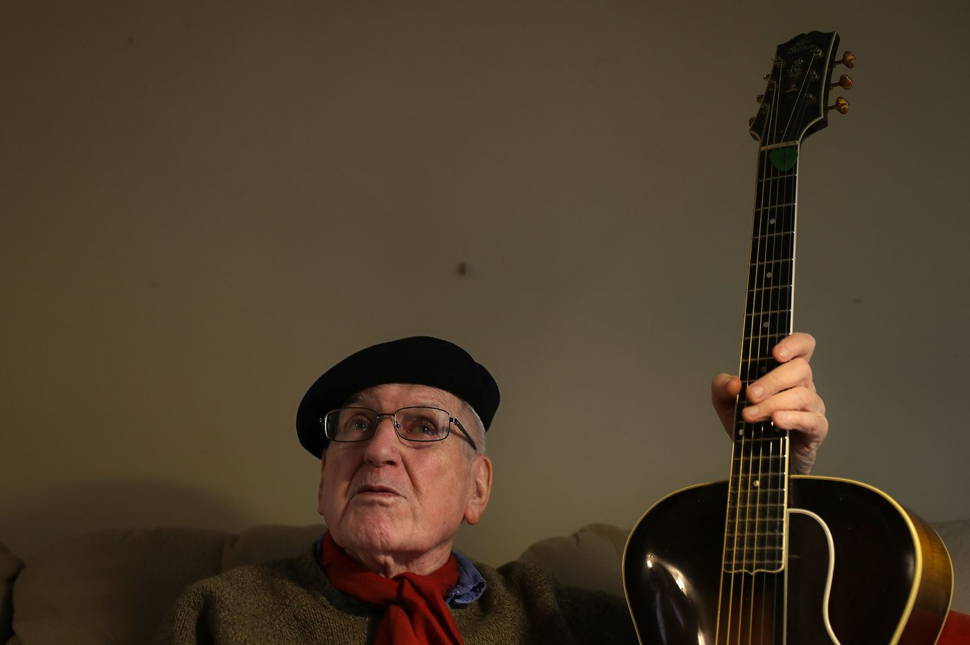 It's a Marty Party: Philly jazz guitarist Marty Grosz will celebrate his 90th at the World Cafe Live