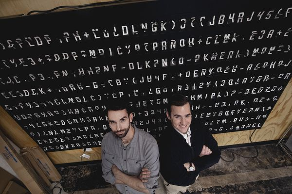 From pretzel vending machine to old-school signs, meet former Drexel students building 'cool stuff'
