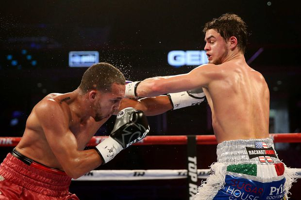 Philly bantamweight boxer Christian Carto to put perfect record on the line at 2300 Arena