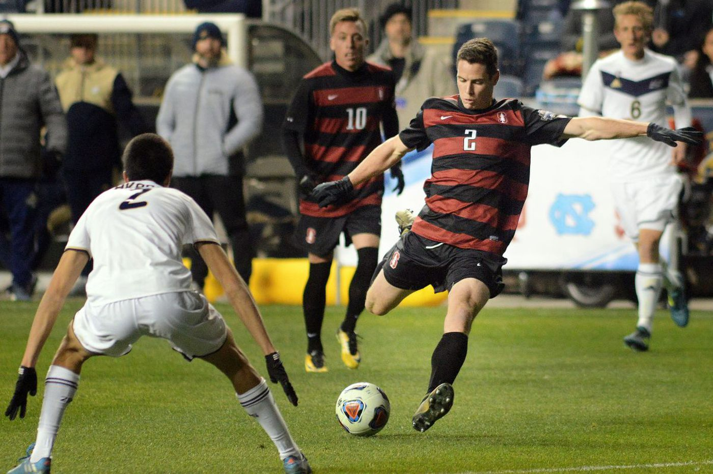 Stanford, Indiana advance to NCAA men's soccer title game