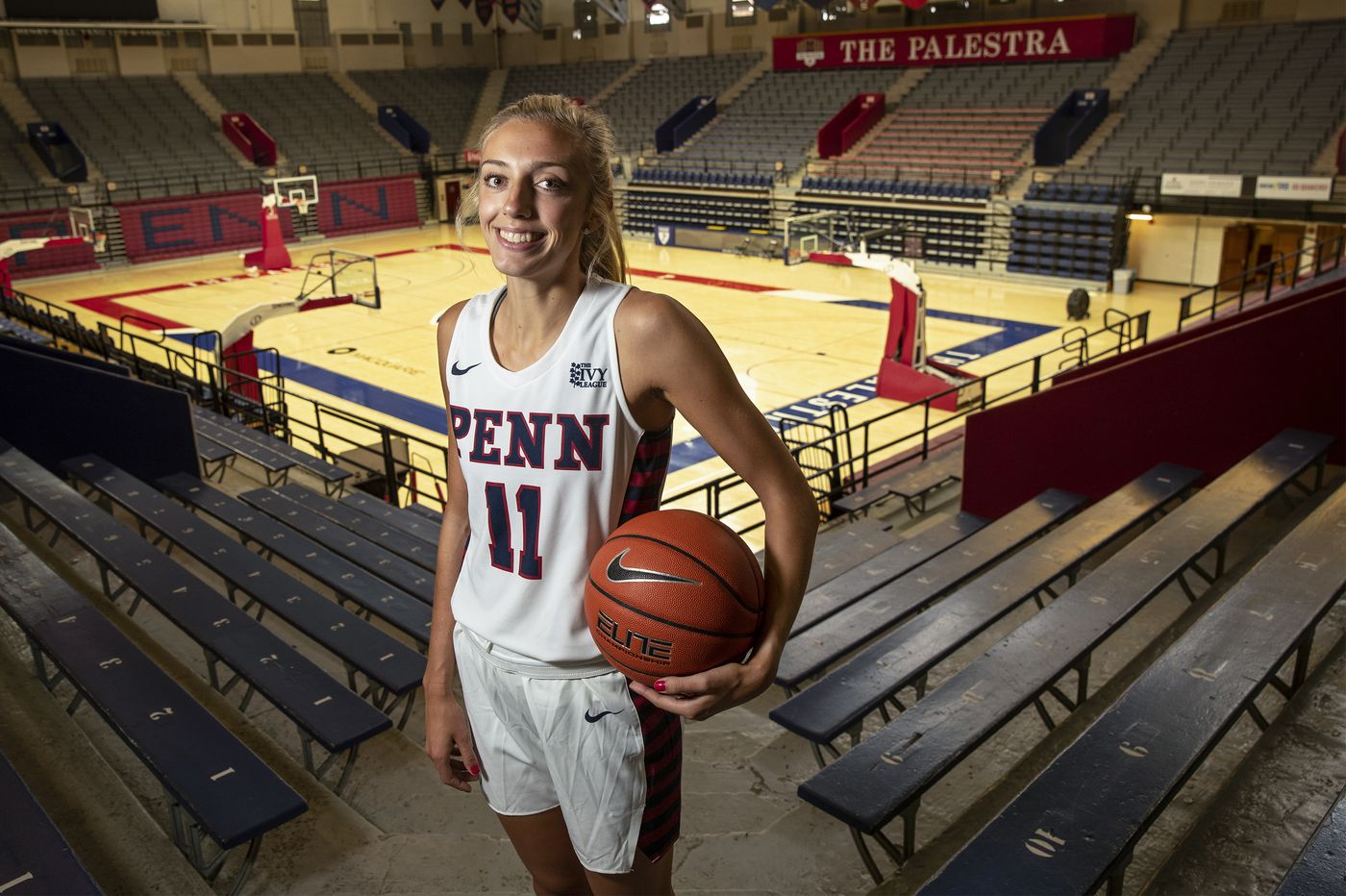Kendall Grasela embraces leadership role for Penn women's team | College basketball preview