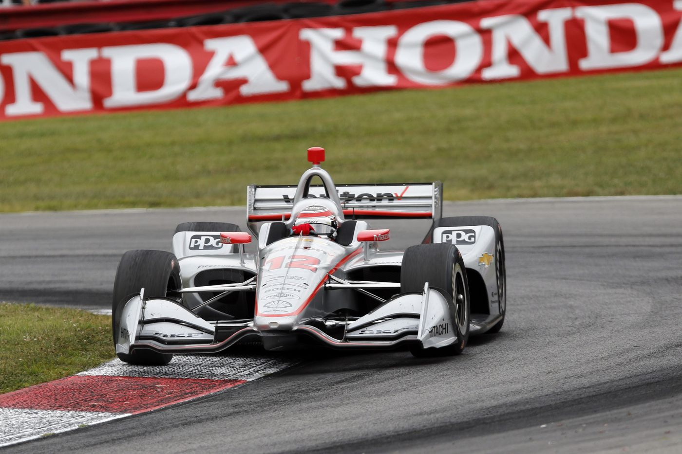 Will Power goes for a third straight win at Pocono Raceway
