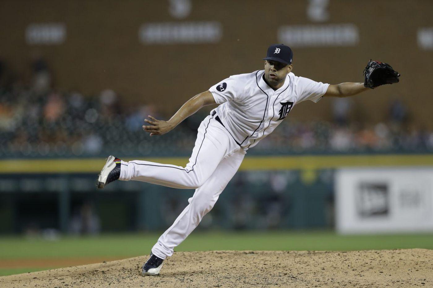 Phillies invite Francisco Rodriguez to spring training