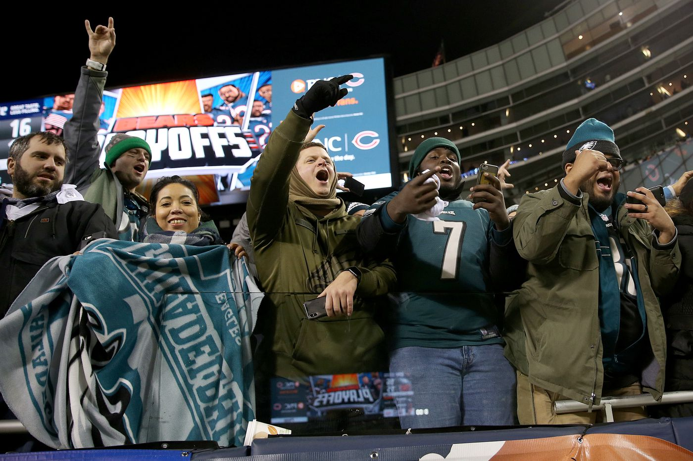 Making travel plans for Eagles-Saints game? Here's what you need to know.