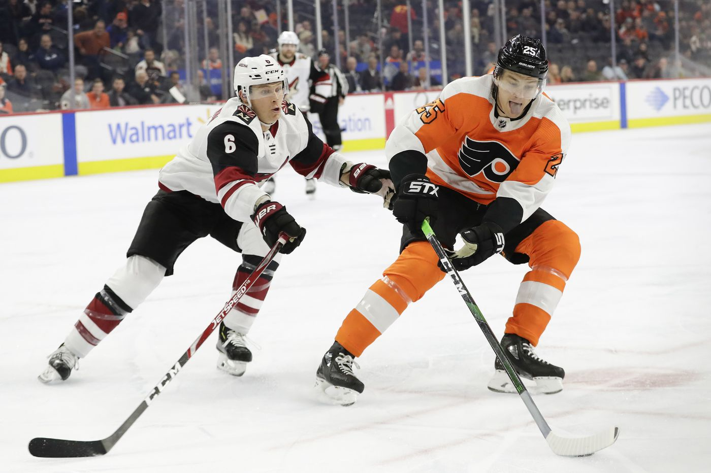 Flyers look to revive a power play that has foundered despite team's hot streak