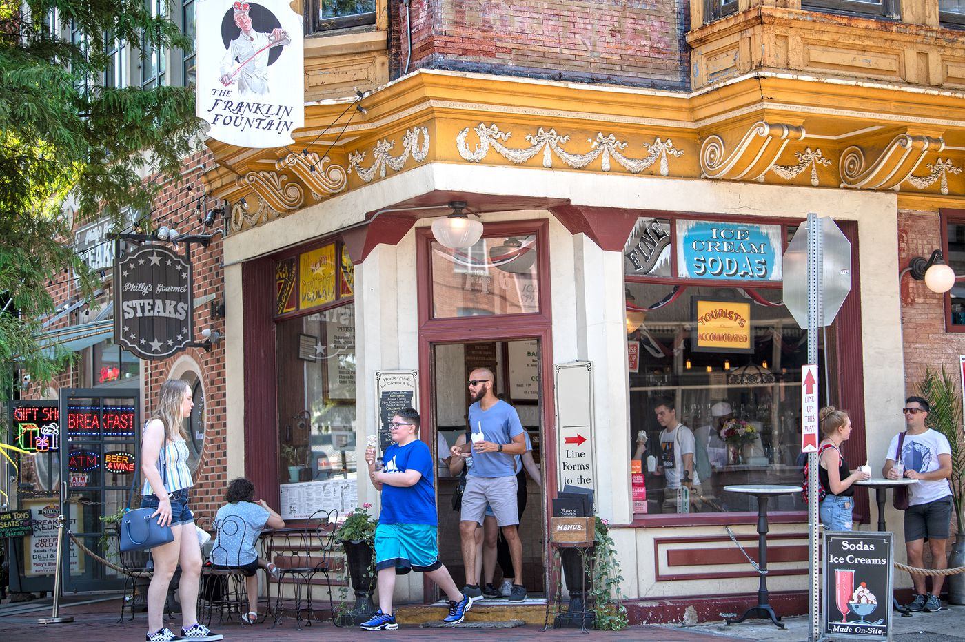 On a sweltering National Ice Cream Day, Philadelphians weigh in on the city's new anti-sugar education campaign