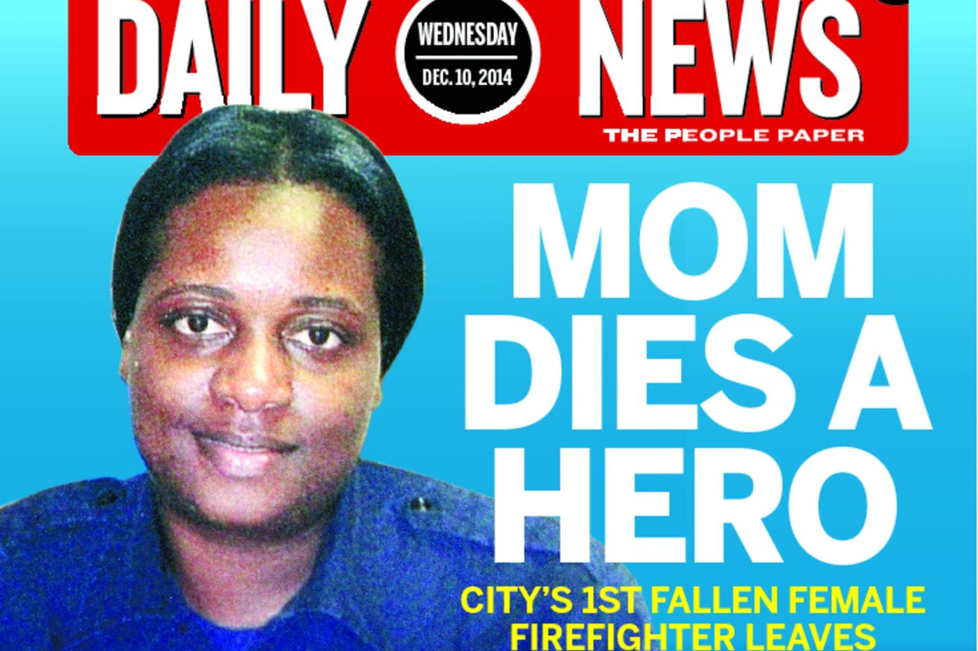 Dailynews Monthly Covers 12/10/14