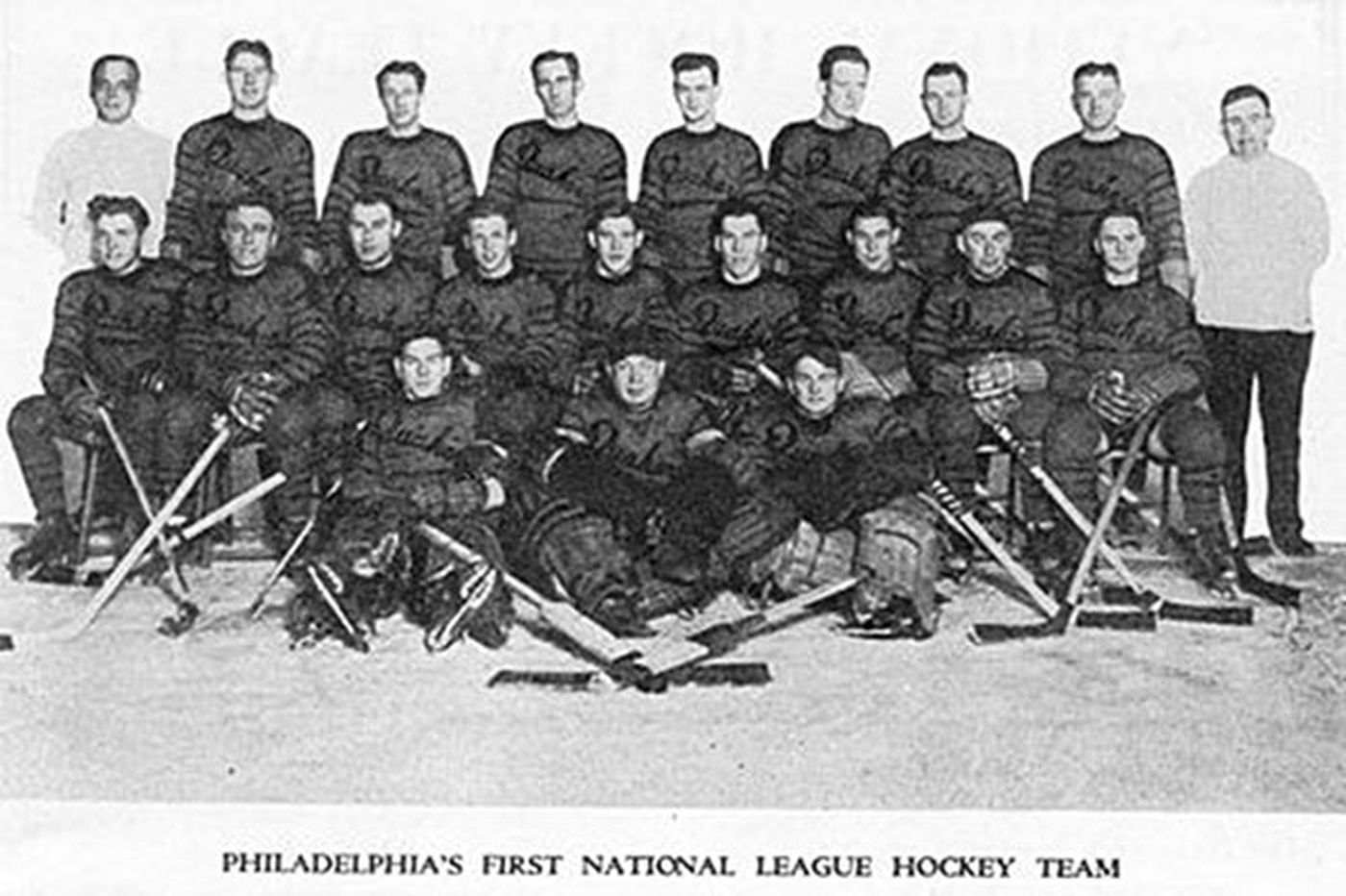 The short, sad history of Philly's first NHL team