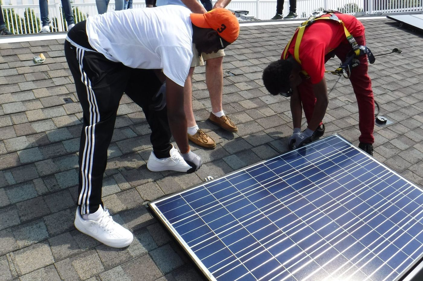 Trump administration awards Philly $1.25M solar workforce grant