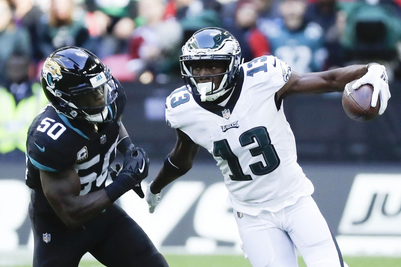 Eagles' win in London still could pay off for bettors   Sports betting