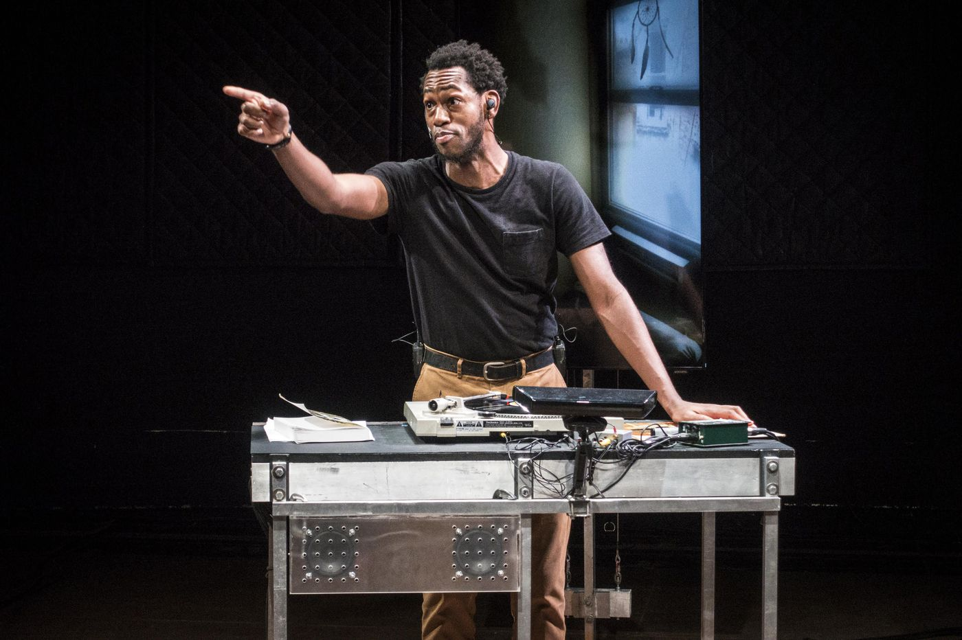 Haunting prison recordings come back to life this week in one of Philly Fringe Fest's main events