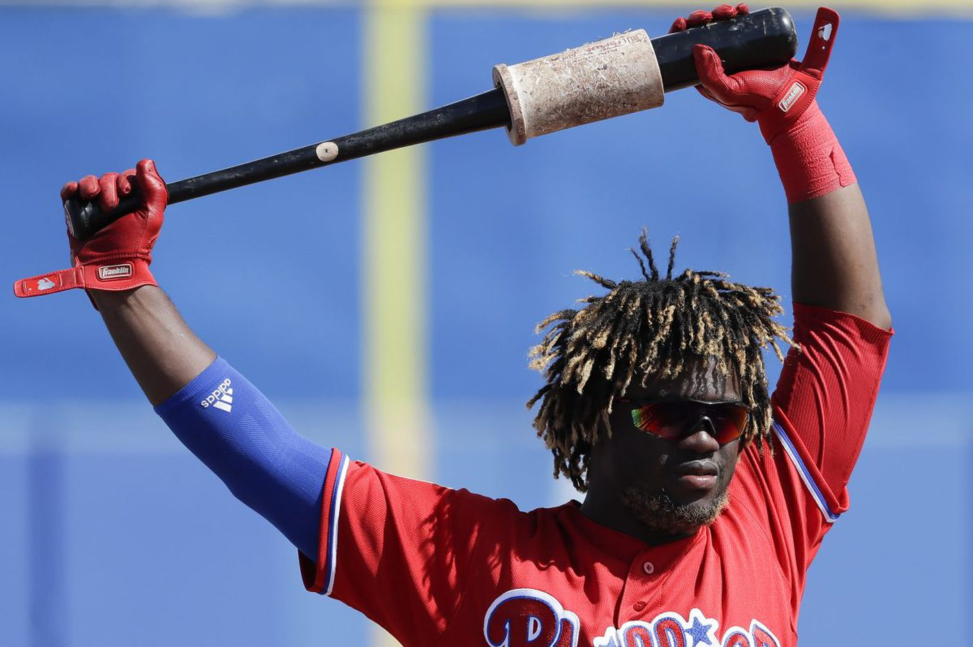 Phillies' Odubel Herrera to return to centerfield Friday