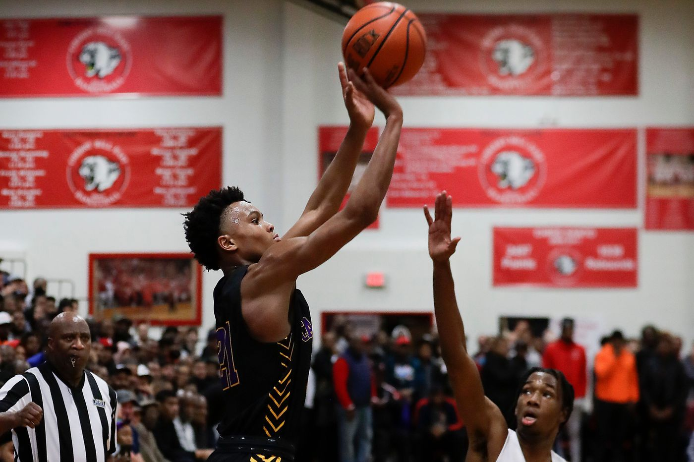 Camden basketball team to play Sierra Canyon at 2021 HoopHall Classic
