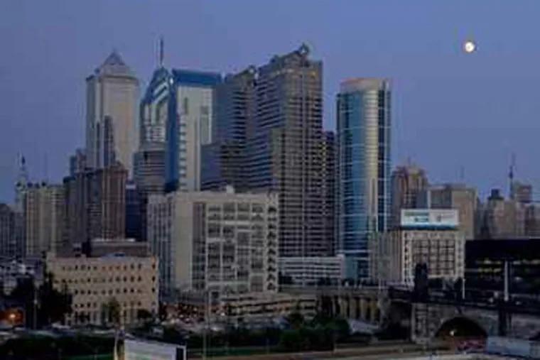 The Philadelphia Skyline (Akira Suwa / Staff Photographer)