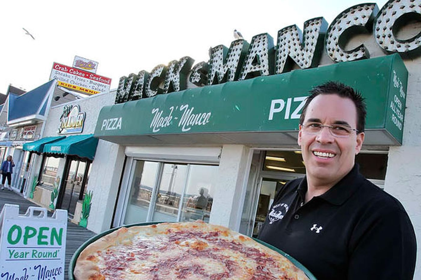 Manco's owner now will lose post