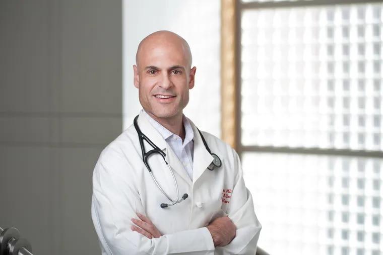 Scott Halpern is director of Penn's Palliative and Advanced Illness Research Center and a senior fellow at the Leonard Davis Institute of Health Economics.