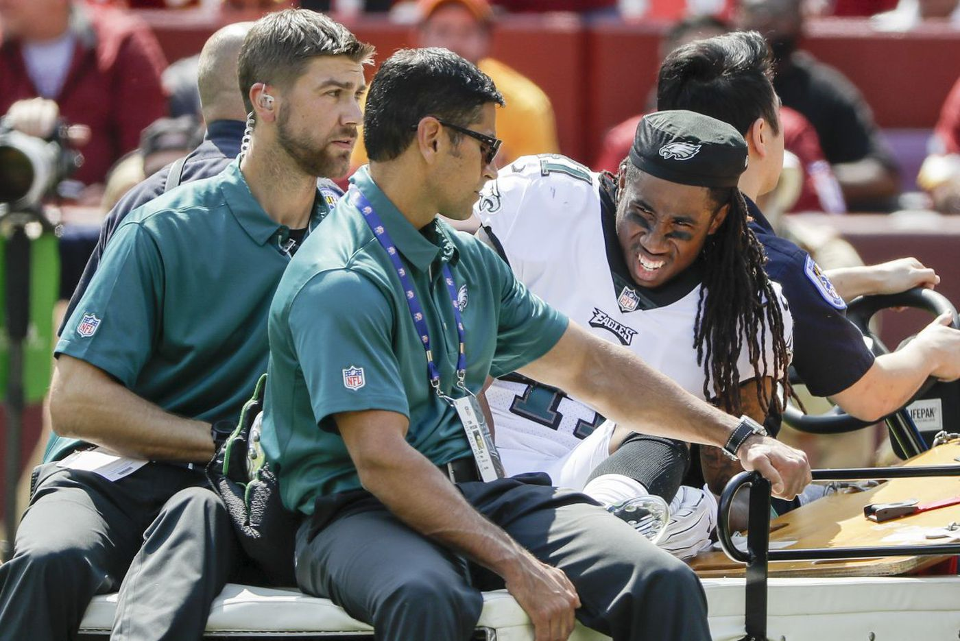 Eagles get good news on Ronald Darby