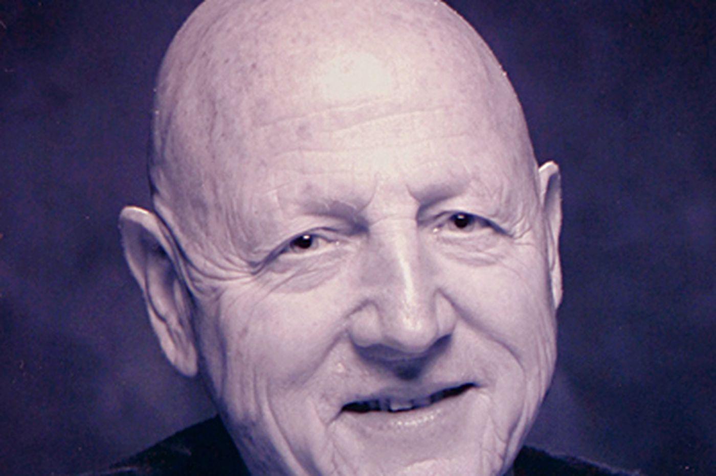 Nicholas Travaglini, 83, search-firm executive